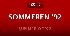 Película Sommeren '92