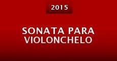 Sonata para violonchelo (2015) stream