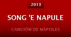 Película Song 'e Napule