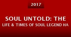 Película Soul Untold: The Life & Times of Soul Legend Harvey Scales