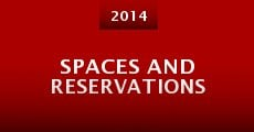 Spaces and Reservations