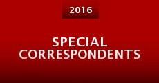 Película Special Correspondents