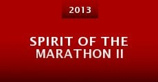 Película Spirit of the Marathon II