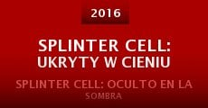 Splinter Cell: Ukryty w cieniu