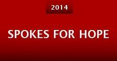 Spokes for Hope (2014) stream