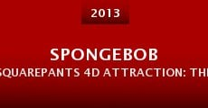 Película Spongebob Squarepants 4D Attraction: The Great Jelly Rescue