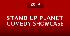Stand Up Planet Comedy Showcase