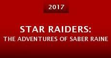 Star Raiders: The Adventures of Saber Raine (2015) stream