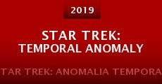 Star Trek: Temporal Anomaly (2015)