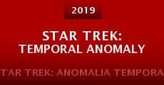 Star Trek: Temporal Anomaly (2015) stream