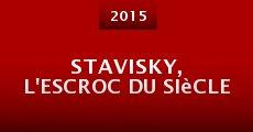Stavisky, l'escroc du siècle (2015)