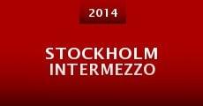 Película Stockholm Intermezzo