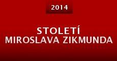 Století Miroslava Zikmunda (2014) stream