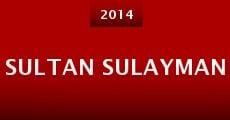 Película Sultan Sulayman