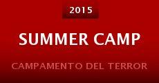 Película Summer Camp