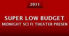 Super Low Budget Midnight Sci Fi Theater Presents Wombs Discovering the Next Dimension (2014)