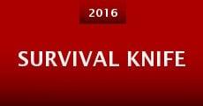 Survival Knife (2014) stream