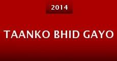 Película Taanko Bhid Gayo