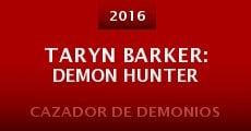 Taryn Barker: Demon Hunter (2015)