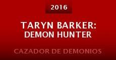 Taryn Barker: Demon Hunter (2015) stream