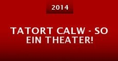 Tatort Calw - So ein Theater! (2014) stream