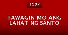 Película Tawagin mo ang lahat ng santo