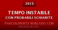 Tempo instabile con probabili schiarite (2015)