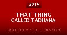 That Thing Called Tadhana (2014) stream