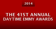 Película The 41st Annual Daytime Emmy Awards