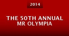 The 50th Annual Mr Olympia (2014)