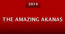 Película The Amazing Akanas