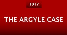 The Argyle Case (1917)