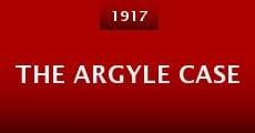 The Argyle Case (1917) stream