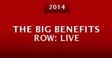 The Big Benefits Row: Live (2014)