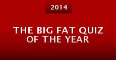 Película The Big Fat Quiz of the Year