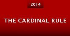 Película The Cardinal Rule
