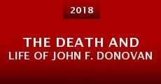 The Death and Life of John F. Donovan (2016) stream