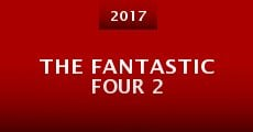 Película The Fantastic Four 2