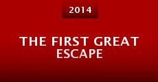 Película The First Great Escape