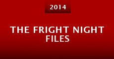 Película The Fright Night Files