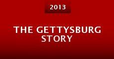 Película The Gettysburg Story