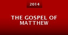 Película The Gospel of Matthew