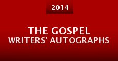The Gospel Writers' Autographs (2014)