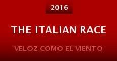 The Italian Race (2015) stream