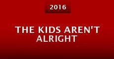 Película The Kids Aren't Alright
