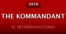 Película The Kommandant