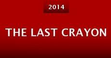 Película The Last Crayon