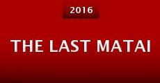 The Last Matai (2014)