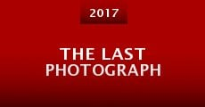 Película The Last Photograph