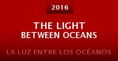 Película The Light Between Oceans